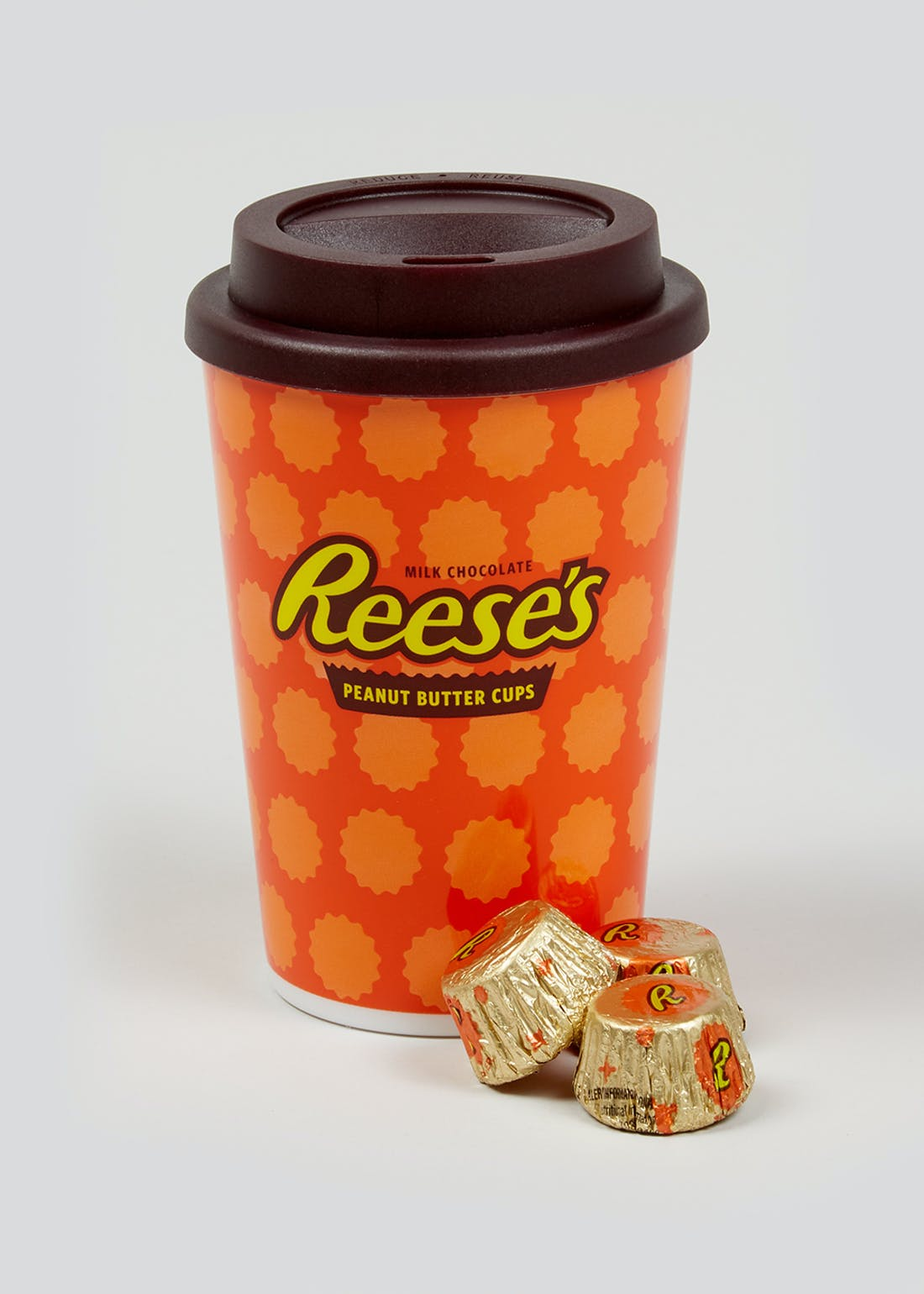 Reese's Travel Cup Gift Set (15cm x 9cm x 9cm)