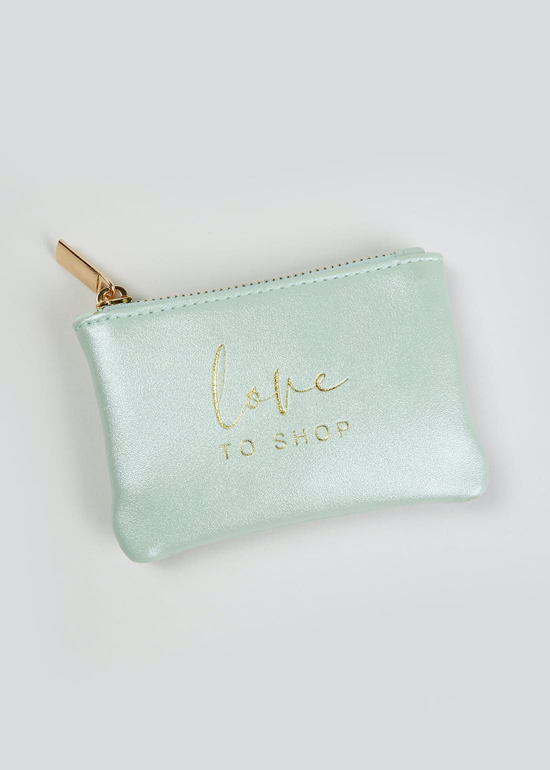 Love to Shop Purse (12.5cm x 9cm)