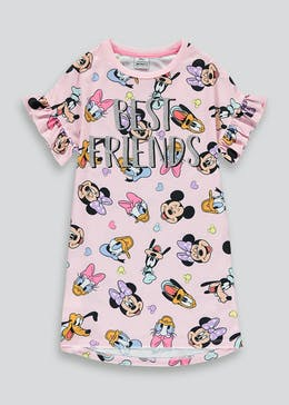 Girls Disney Minnie & Friends Nightie (18mths-11yrs)