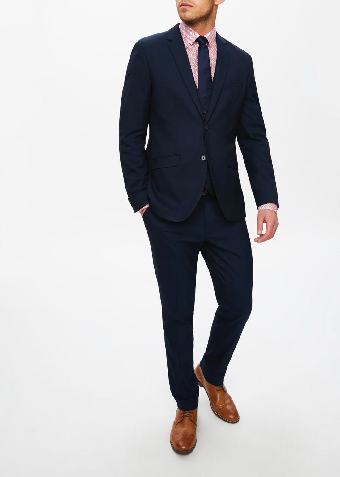 Taylor & Wright Jones Tailored Fit Suit Jacket