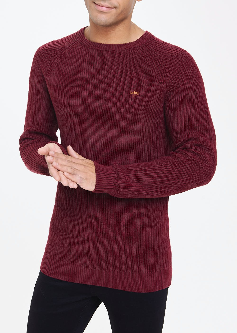 Mens Jumpers & Cardigans | Mens Crew Neck & Knitted Jumper