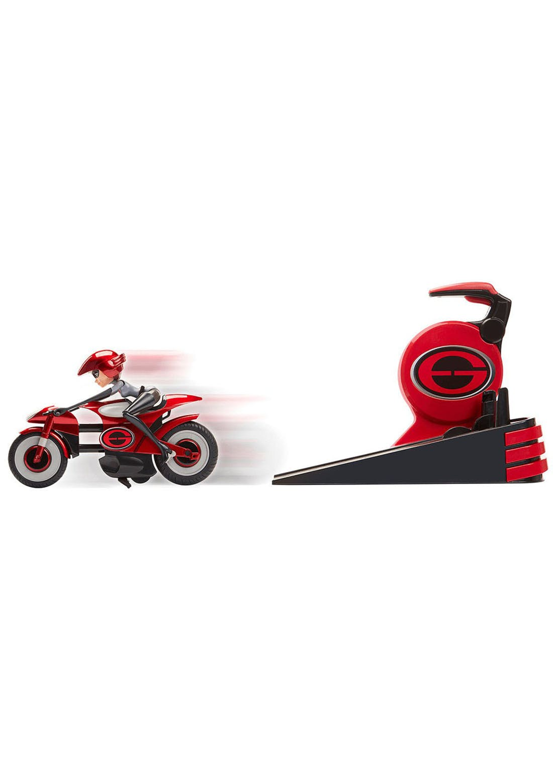 Disney Pixar Incredibles 2 Jumping Incredible Vehicle (31cm x 23cm x 14.5cm)