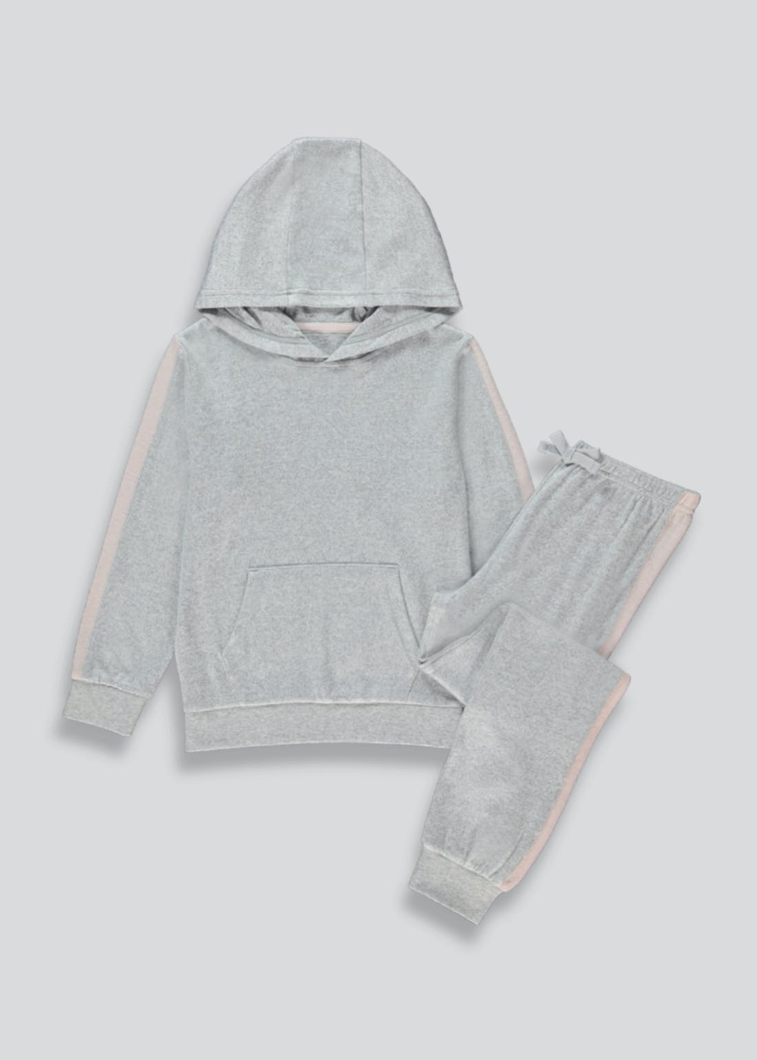 Girls Hooded Lounge Set (4-13yrs)