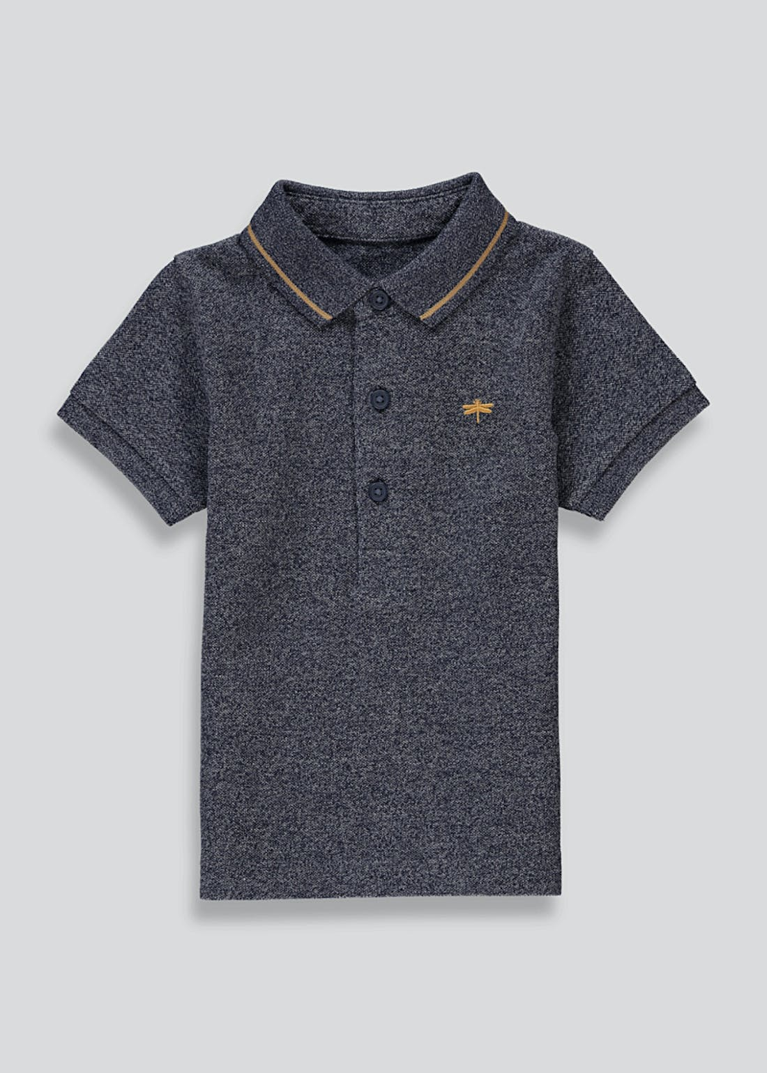 Boys Short Sleeve Polo Shirt (9mths-6yrs)