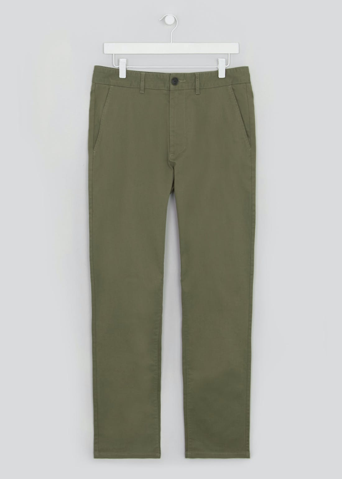 Straight Fit Chinos