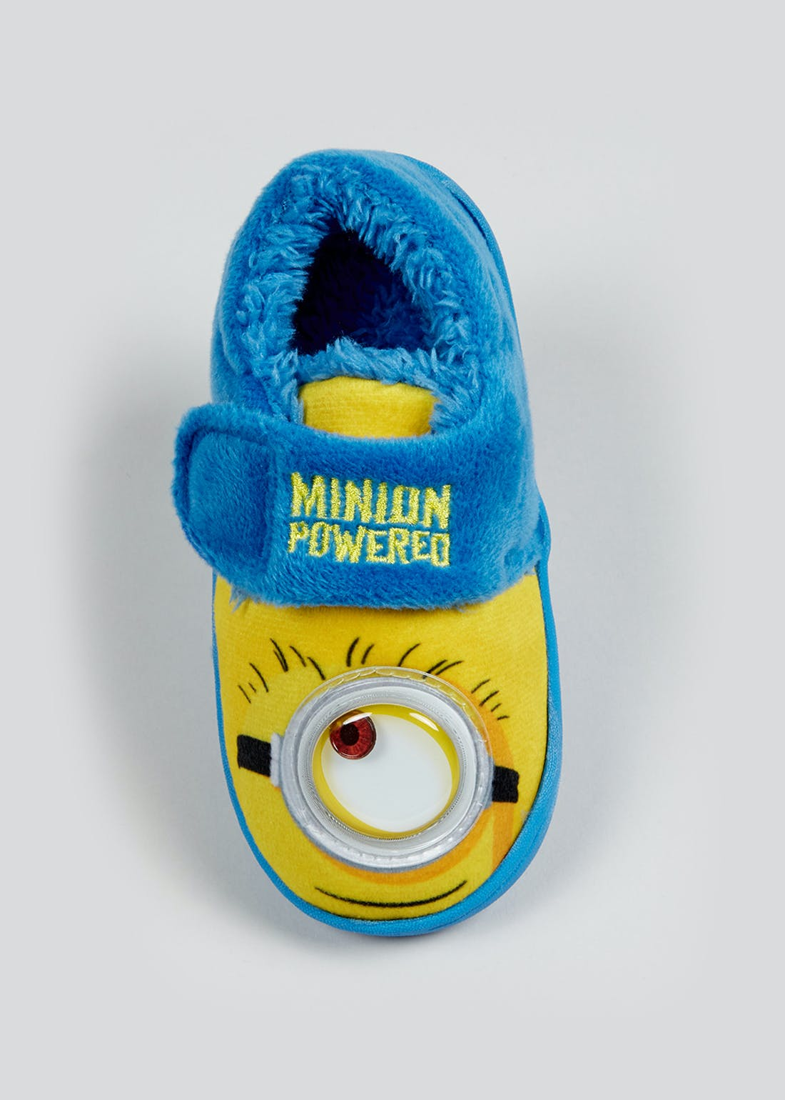 Kids Minion Slippers (Younger 4-12)
