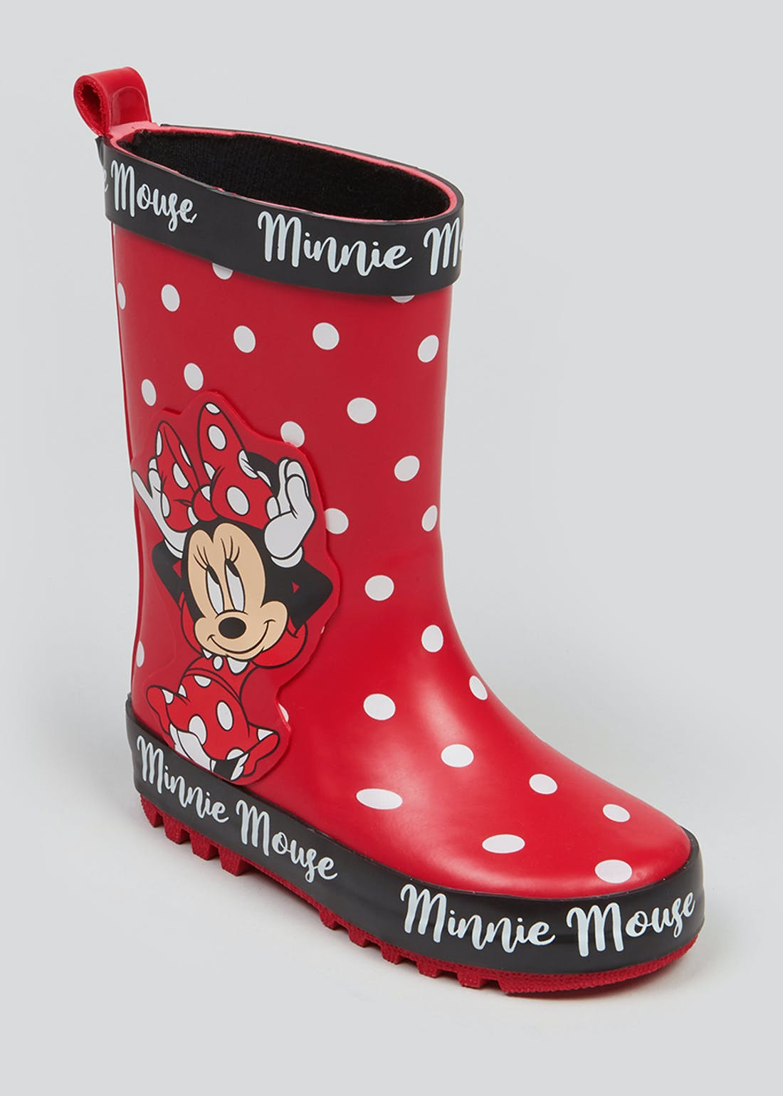 Kids Disney Minnie Mouse Wellies (Younger 4-12)