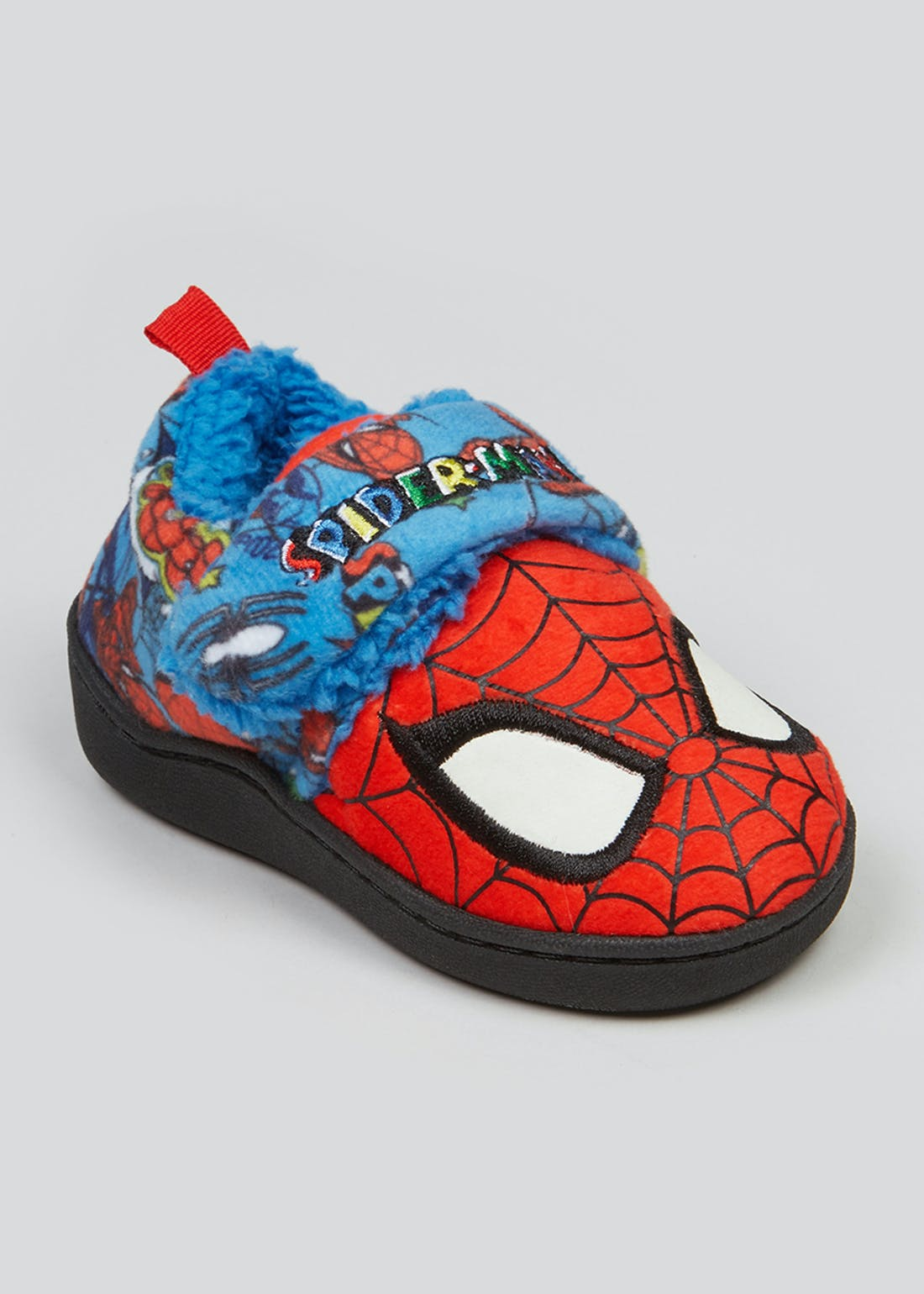 Kids Marvel Spider-Man Slippers (Younger 4-12)