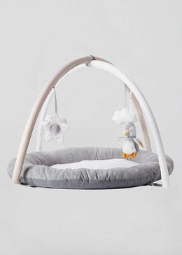 Nuby Penguin Baby Play Gym