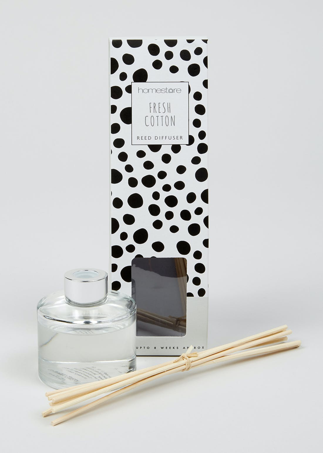 Cotton Reed Diffuser (100ml)