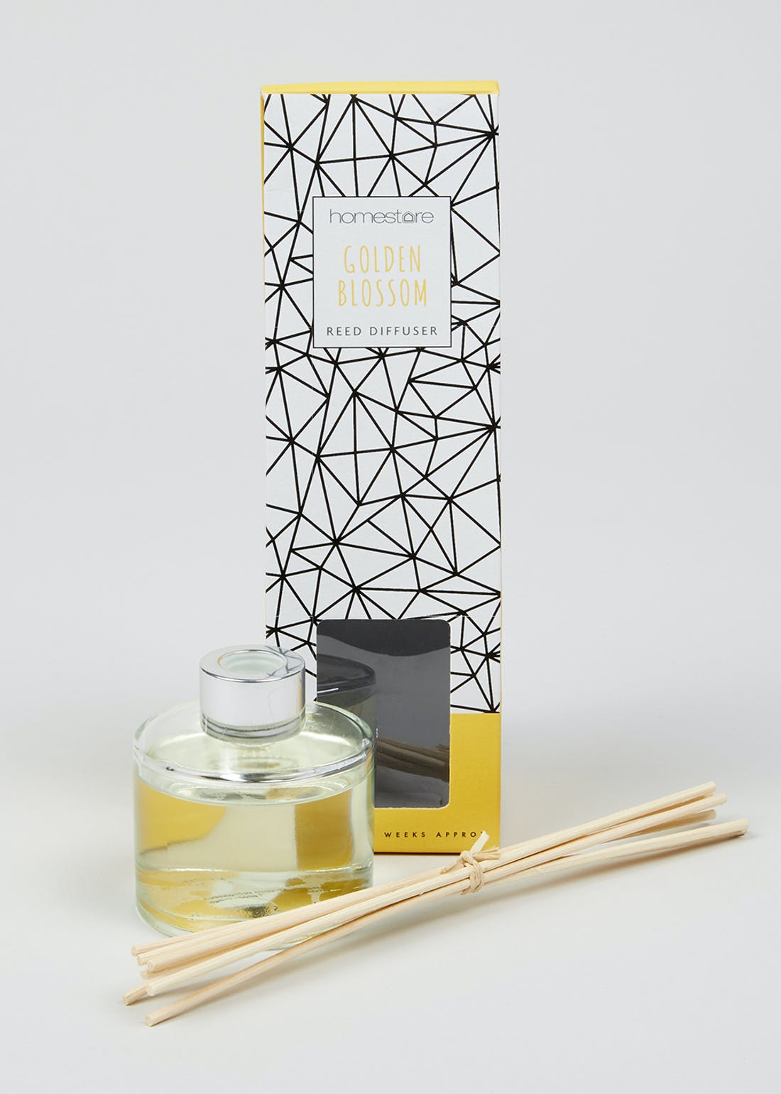 Golden Blossom Reed Diffuser (100ml)