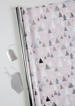 Arctic Christmas Wrapping Paper & Gift Tag Set