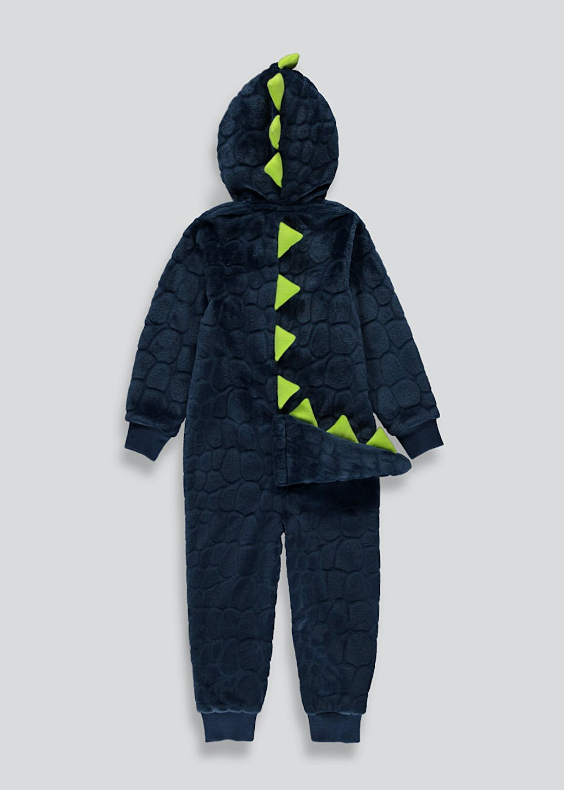 Kids Dinosaur Fleece Onesie (12mths-5yrs)