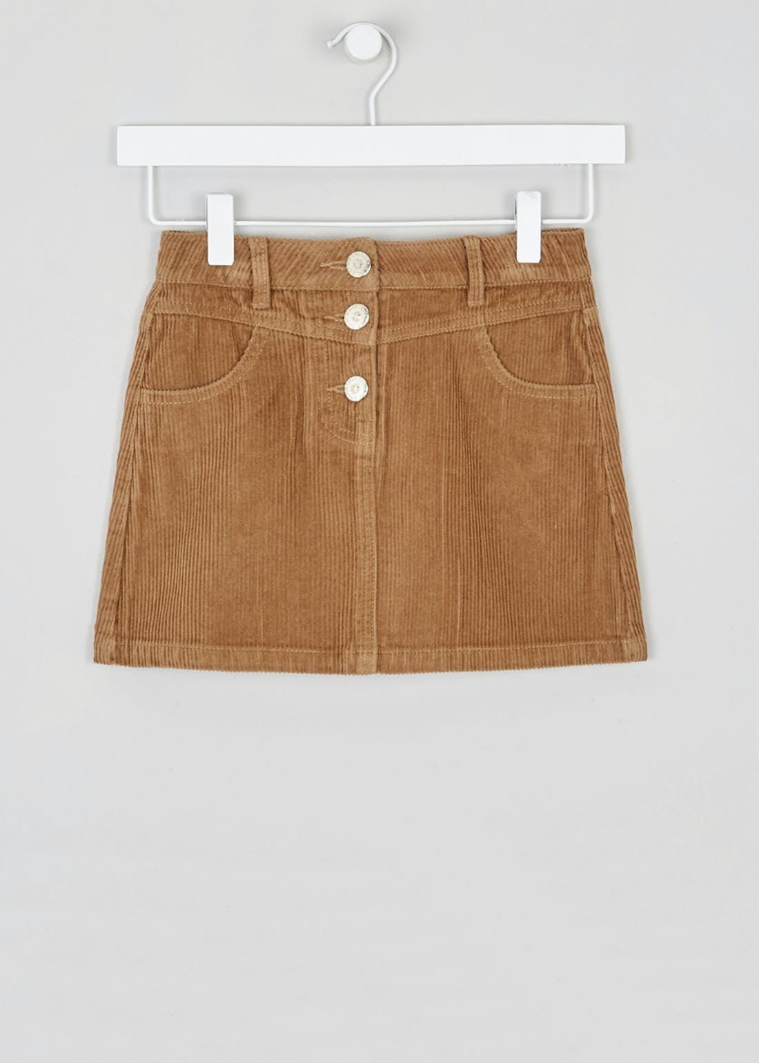 Girls Cord Skirt (4-13yrs)
