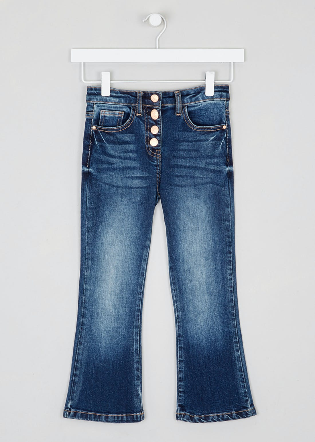 Girls Flared Jeans (4-13yrs)
