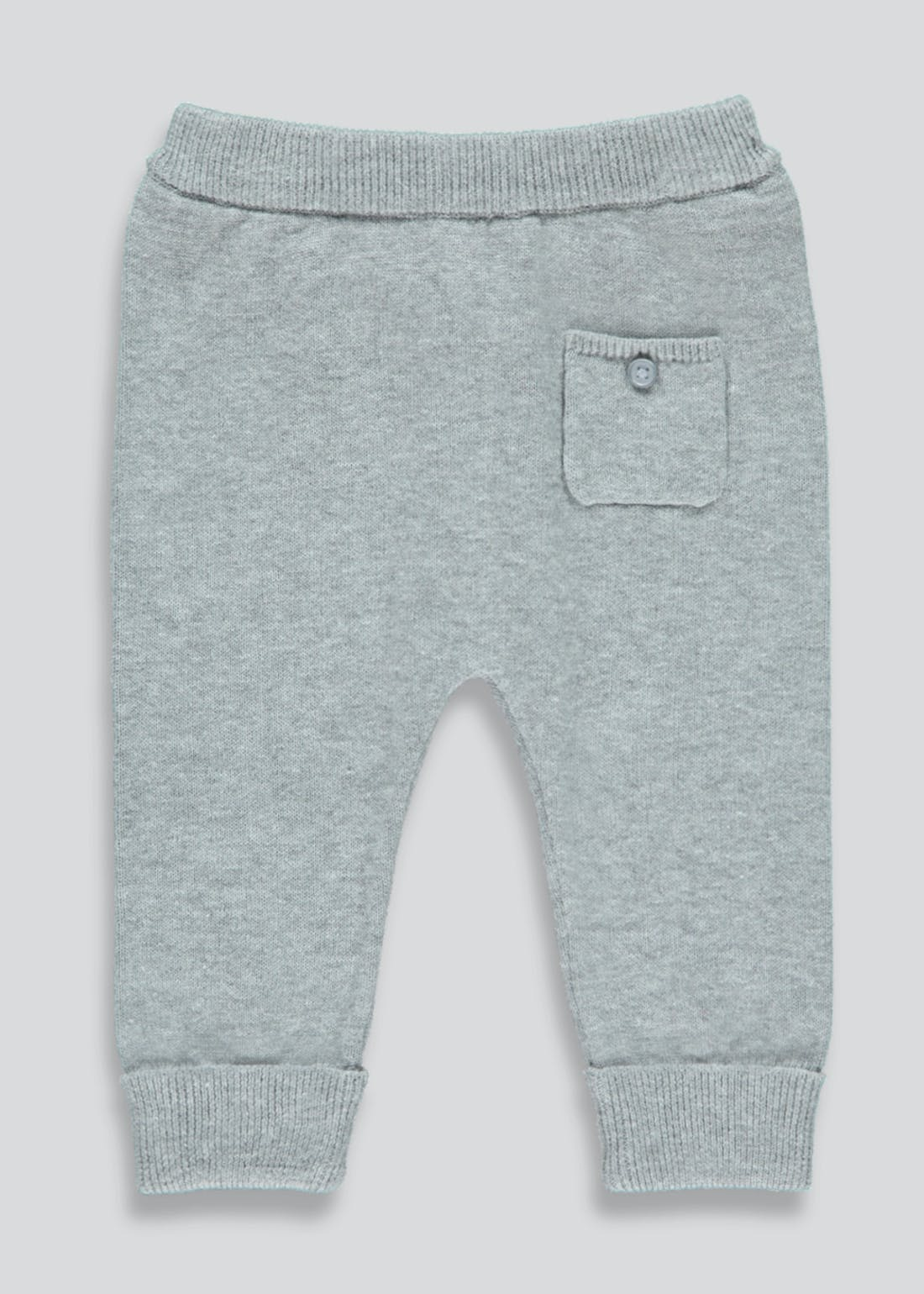 Unisex Knitted Joggers (Tiny Baby-23mths)