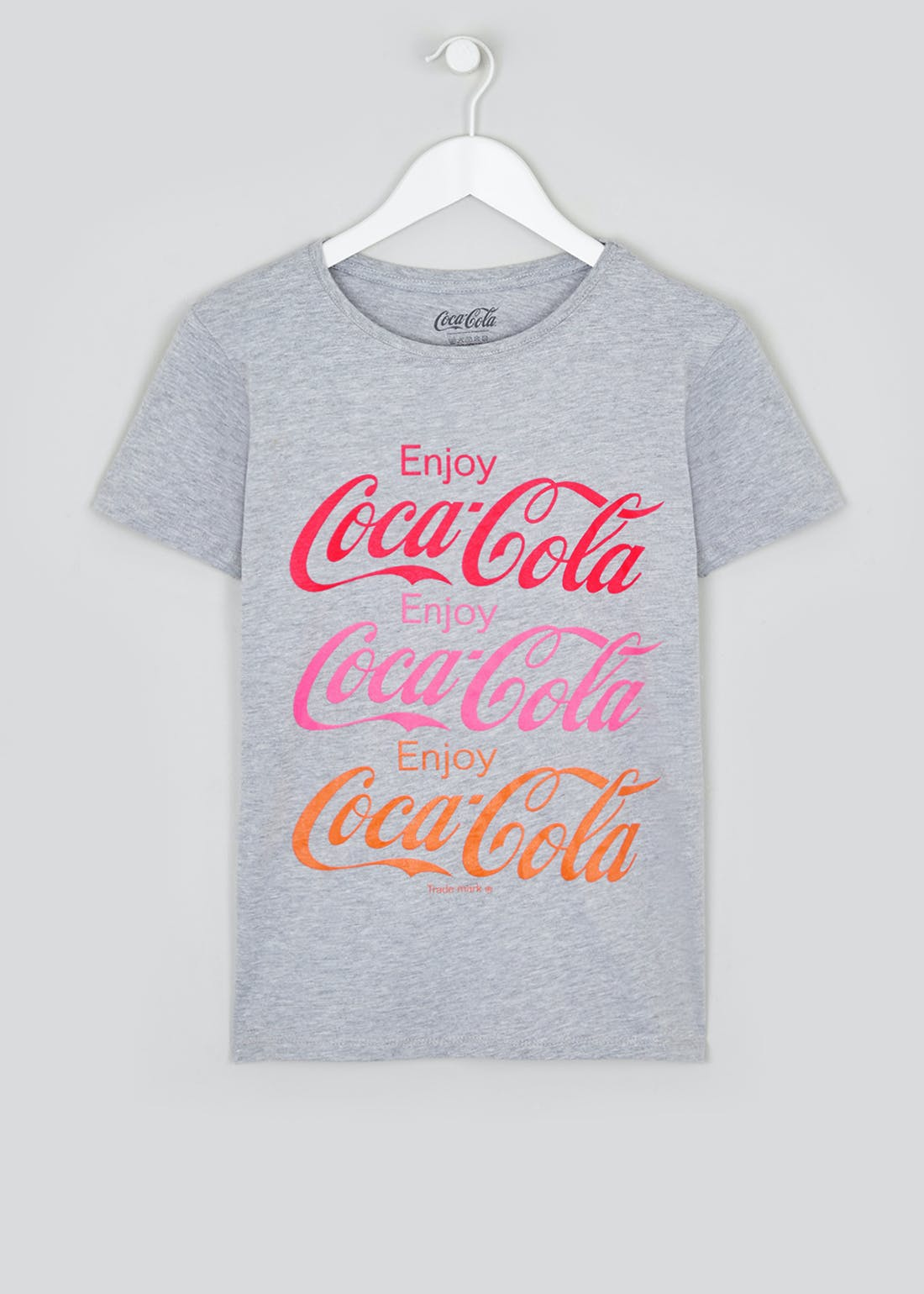 Coca Cola Slogan T-Shirt