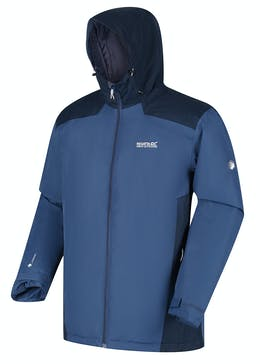 Regatta Blue Thornridge Waterproof Jacket