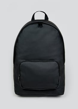 Rubber Look Backpack