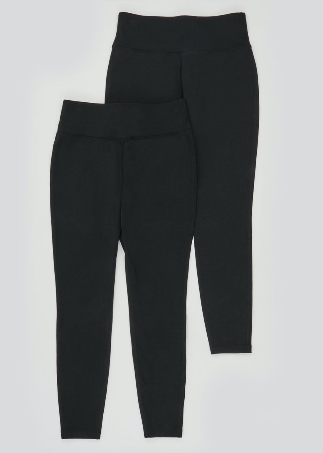 Souluxe 2 Pack Black Gym Leggings