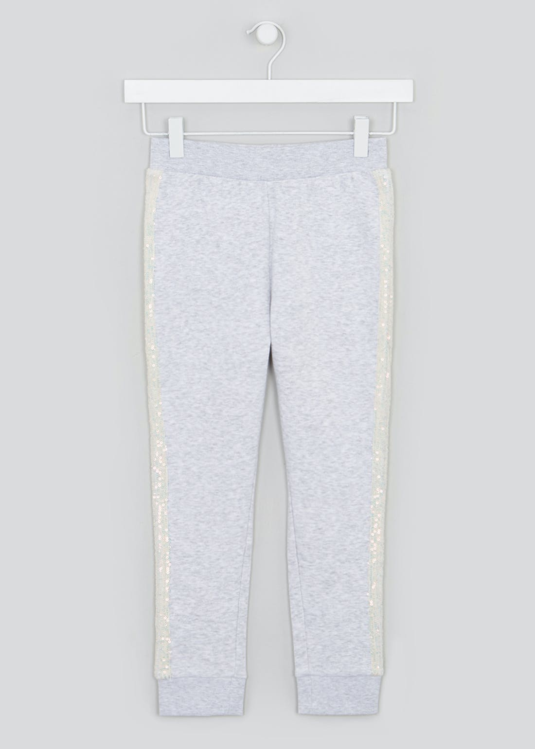 Girls Sequin Joggers (4-13yrs)