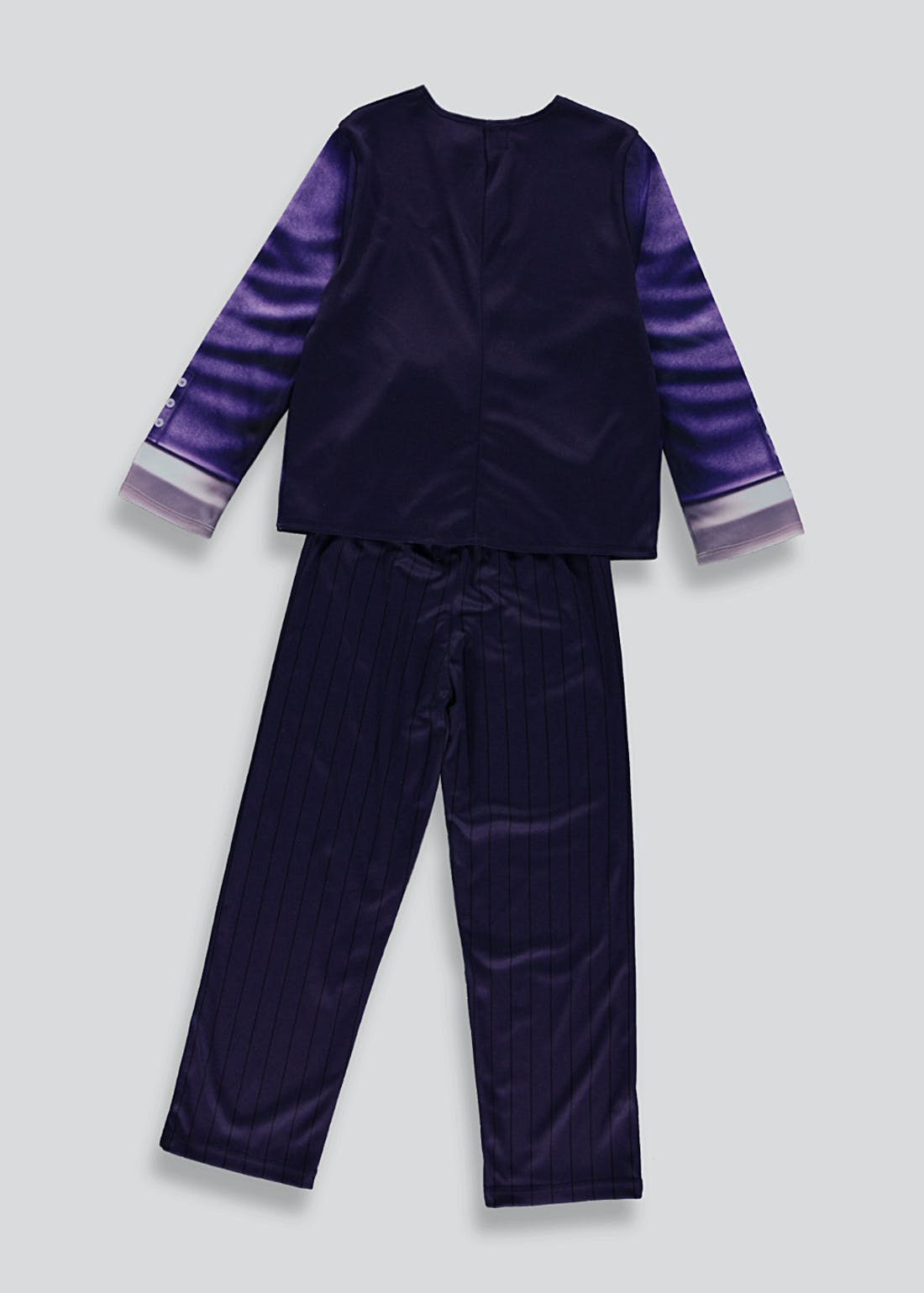 Kids Joker Halloween Fancy Dress Costume (3-9yrs)