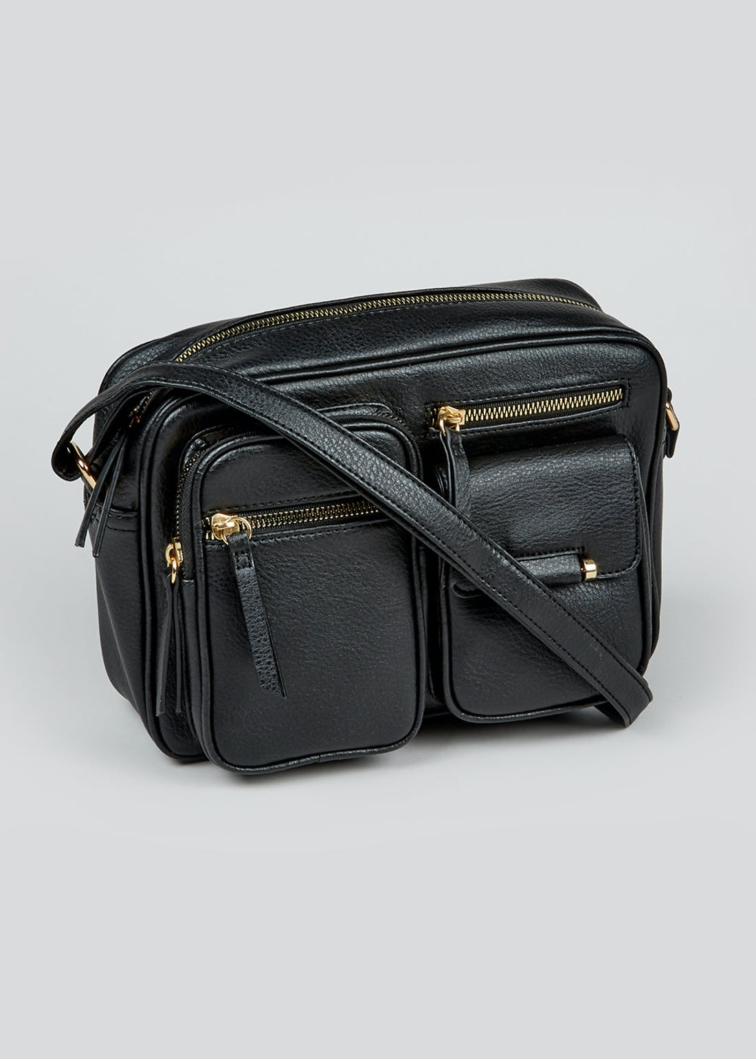 Utility Pocket Cross Body Bag