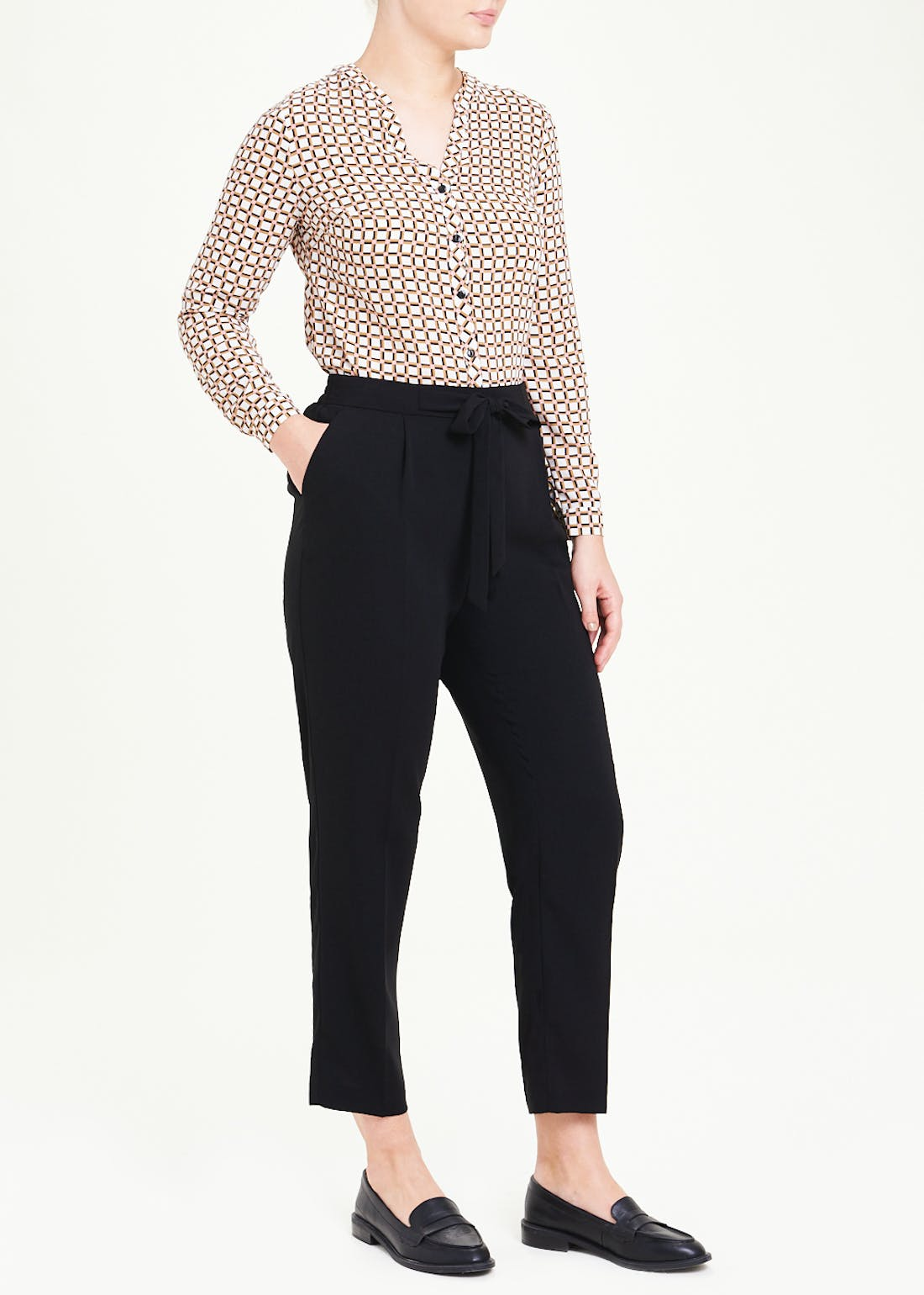Tailored Jogger Trousers