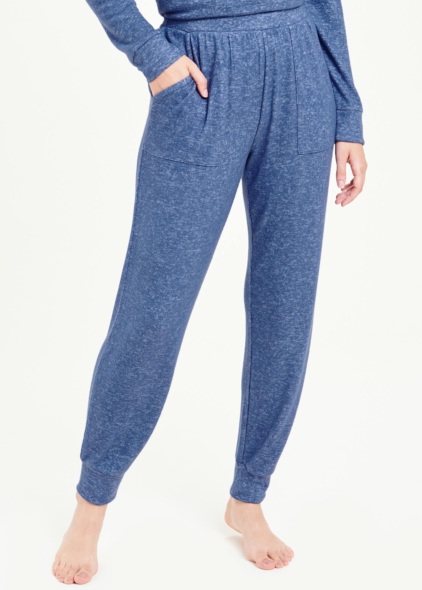 Super Soft Cuffed Pyjama Bottoms