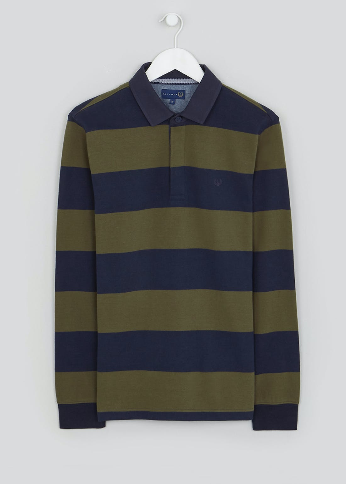 Lincoln Long Sleeve Rugby Top