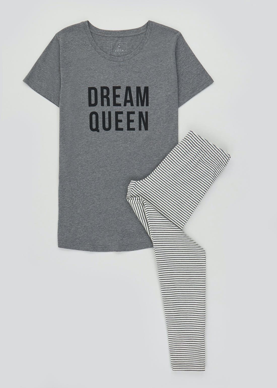 Dream Queen Printed Pyjamas