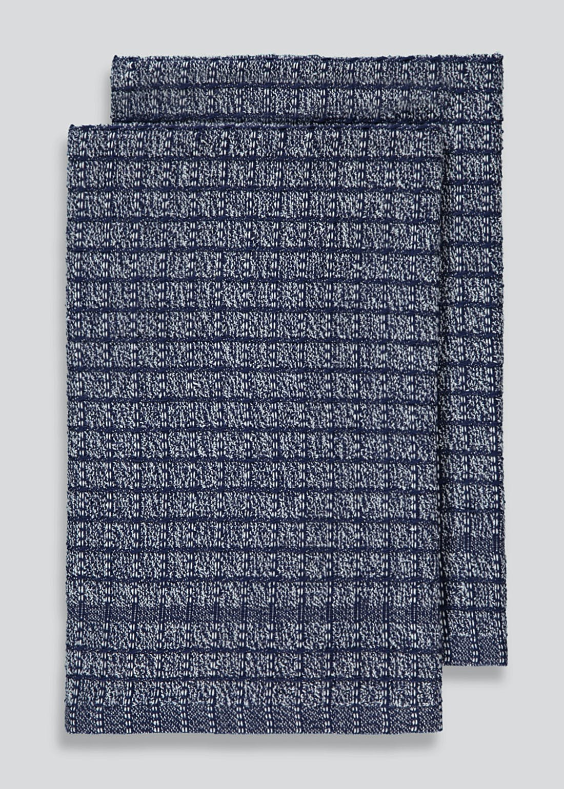 2 Pack Chambray Tea Towels
