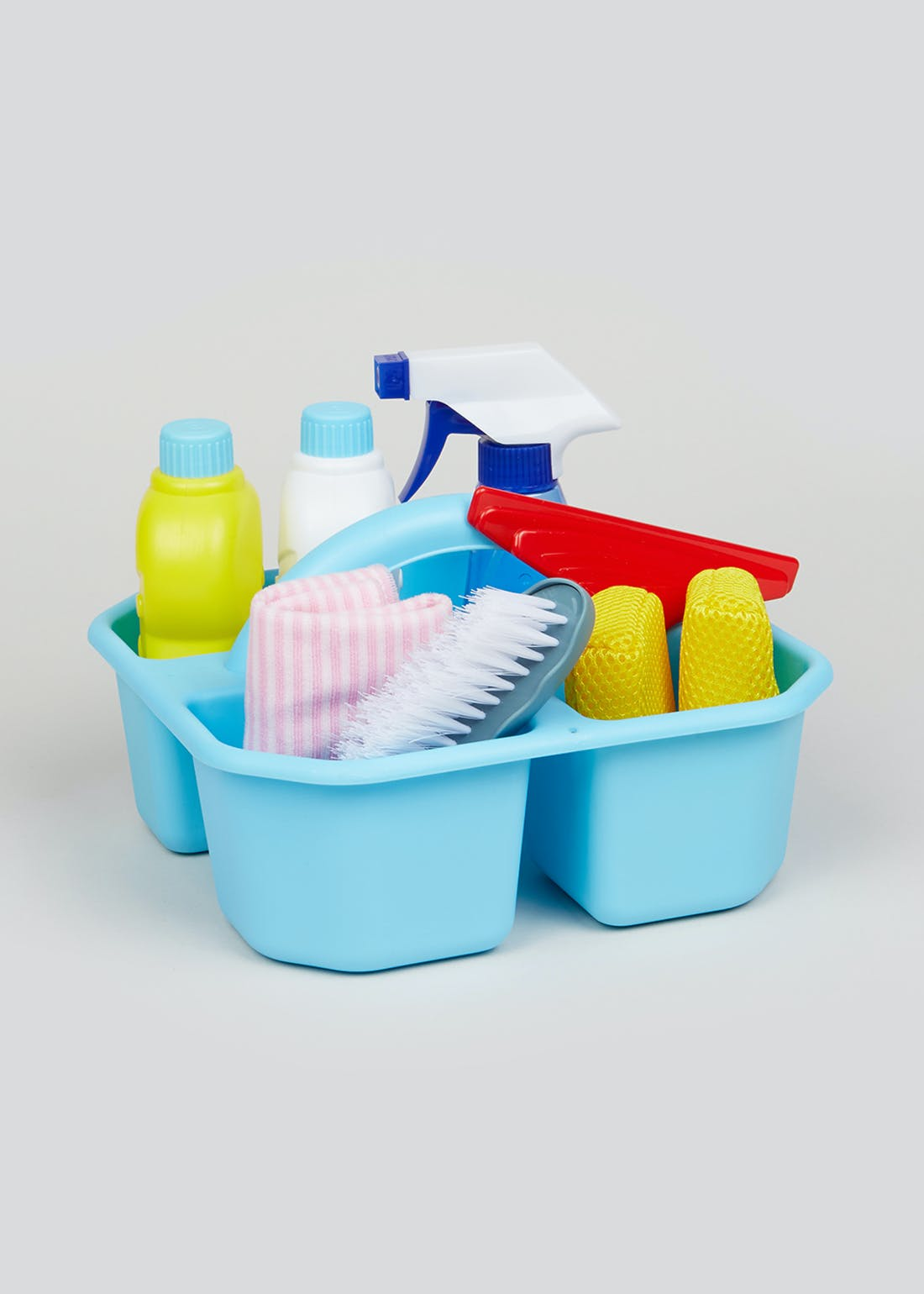 Kids Toy Cleaning Caddy (22cm x 13cm)