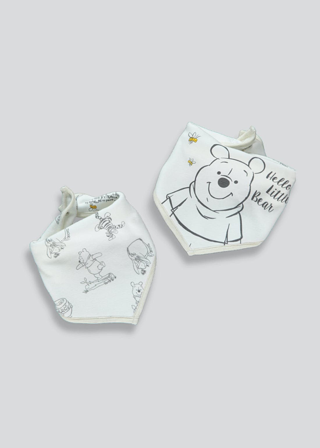 2 Pack Winnie The Pooh (One Size)