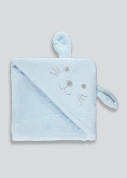 Bunny Fleece Blanket (One Size)