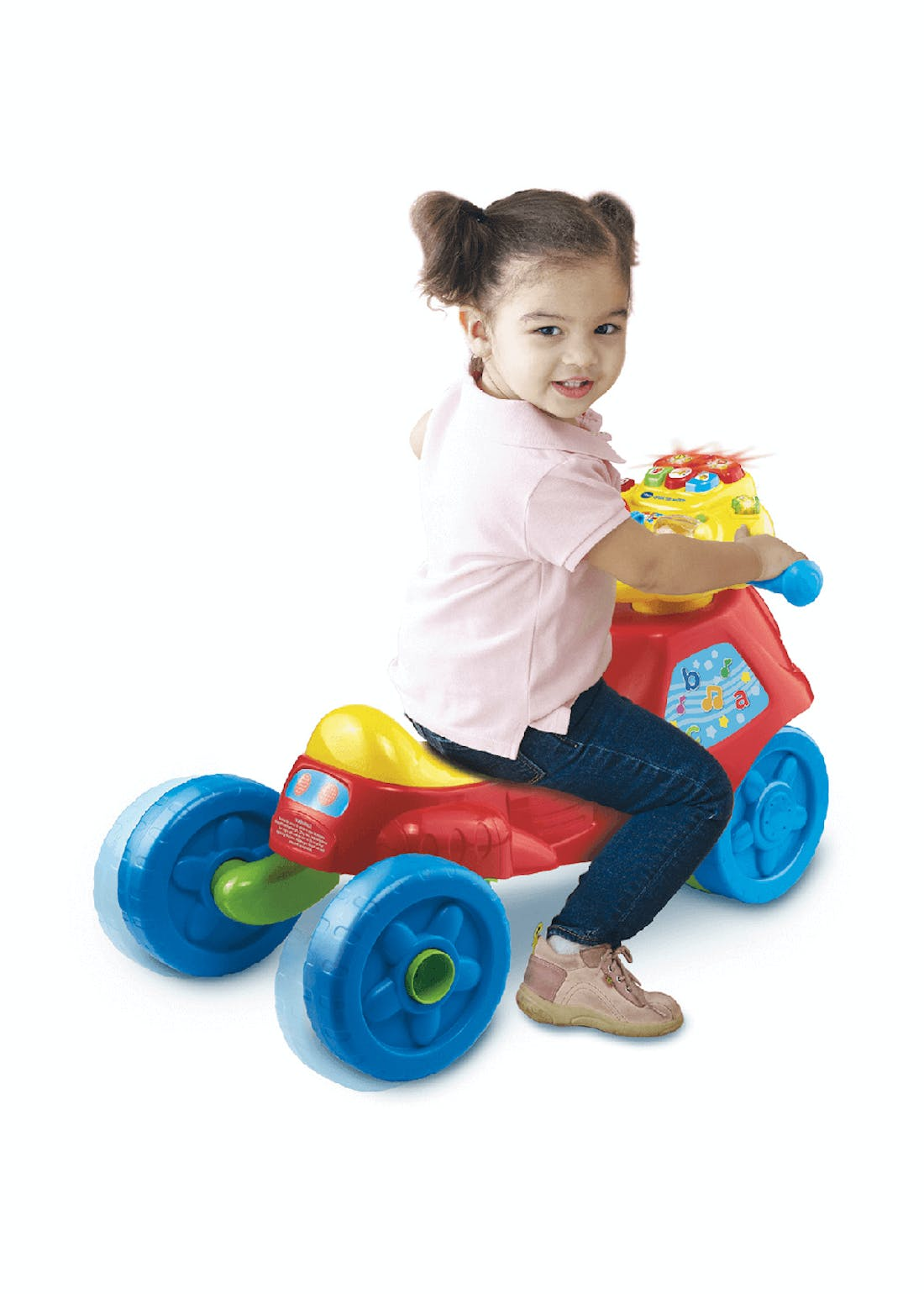 VTech 2-in-1 Tri to Bike (58.5cm x 40.5cm x 20.5cm)