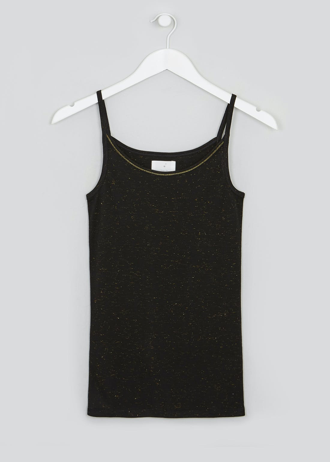 Sparkle Thermal Vest Top