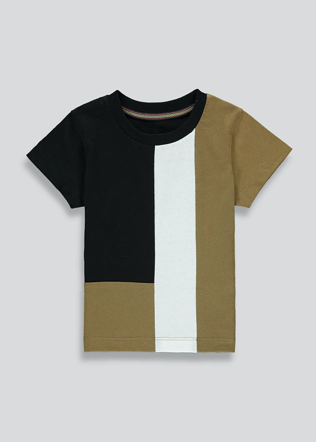 Boys Mini Me Cut & Sew T-Shirt (9mths-6yrs)
