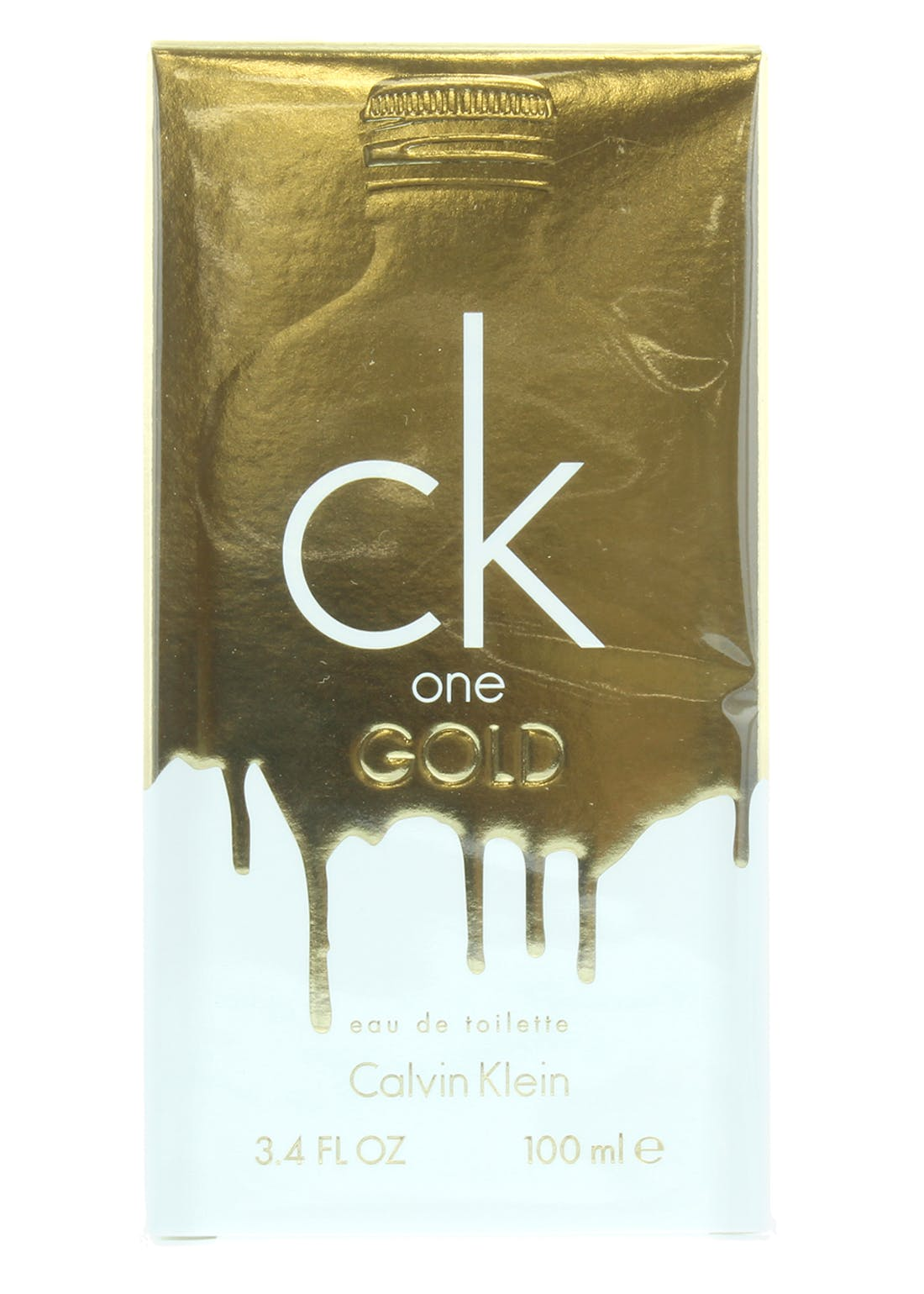 CK One Gold Eau de Toilette (100ml)