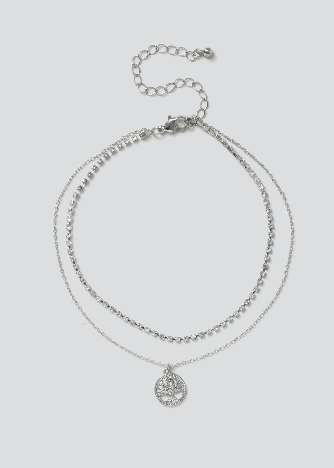 Tree Of Life Chain Anklet