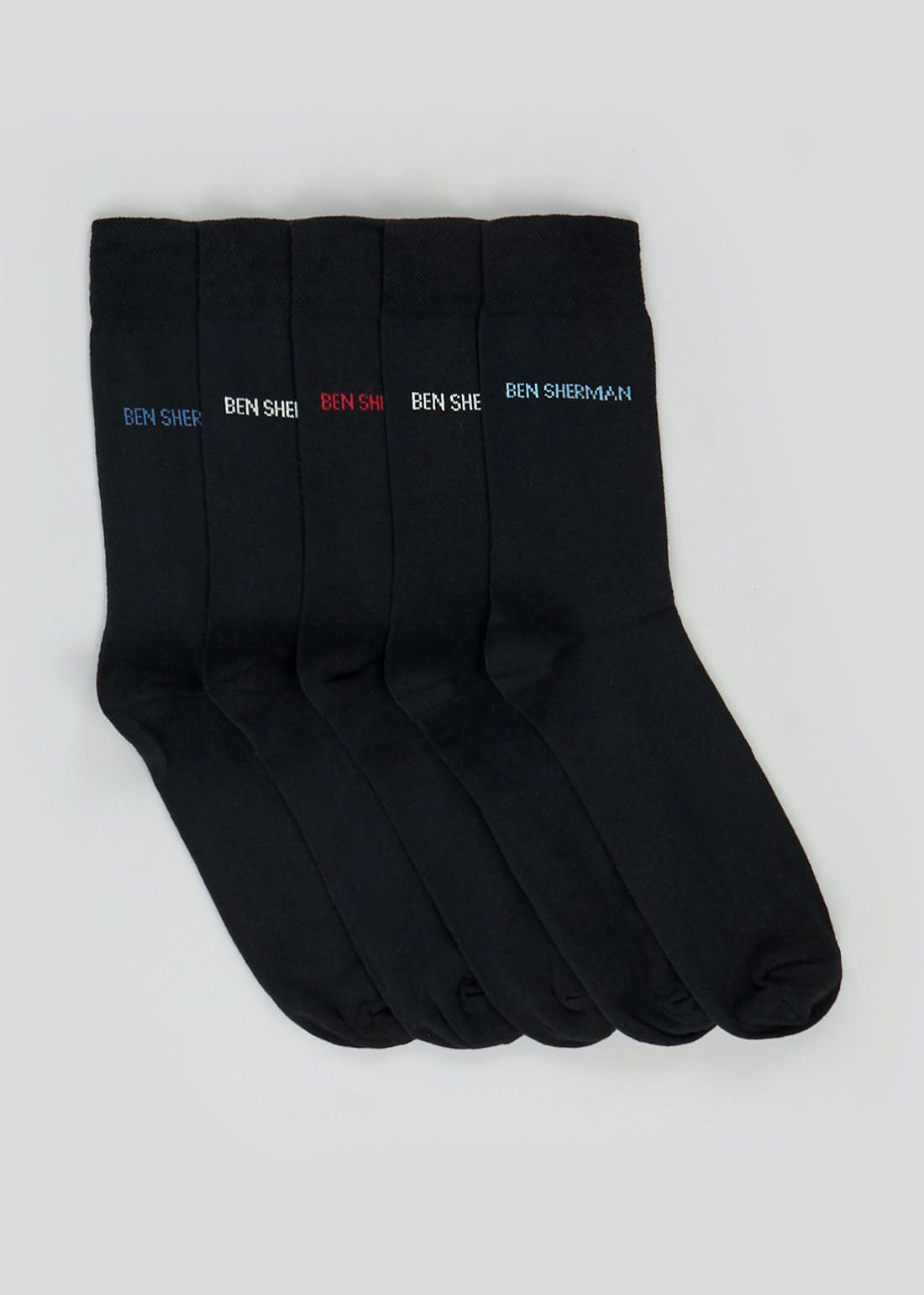 5 Pack Ben Sherman Socks