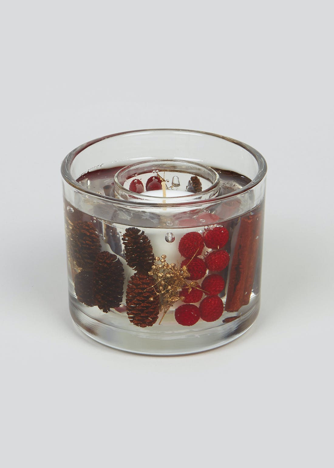 Christmas Spice Gel Candle