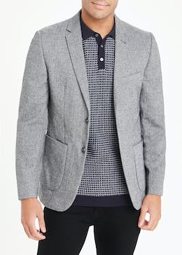 Taylor & Wright Edinburgh Herringbone Blazer