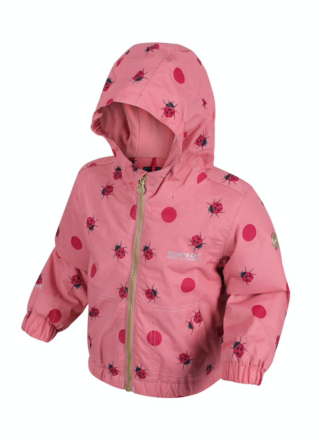 Kids Regatta Akiva Waterproof Jacket (12mths-5yrs)