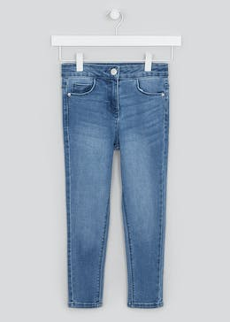 Girls Stretch Skinny Jeans (4-13yrs)