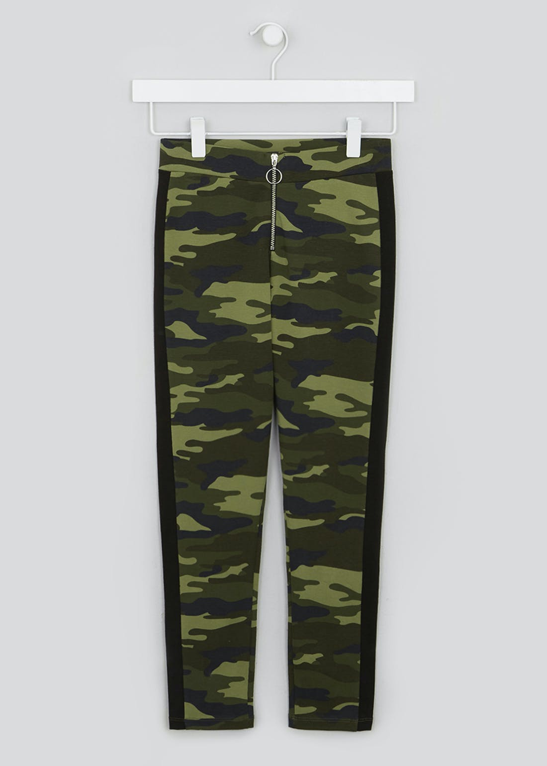 Girls Candy Couture Camo Print Leggings (9-16yrs)