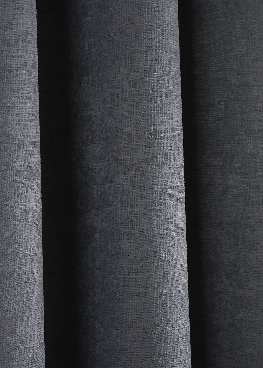 Fusion Strata Thermal Eyelet Curtains