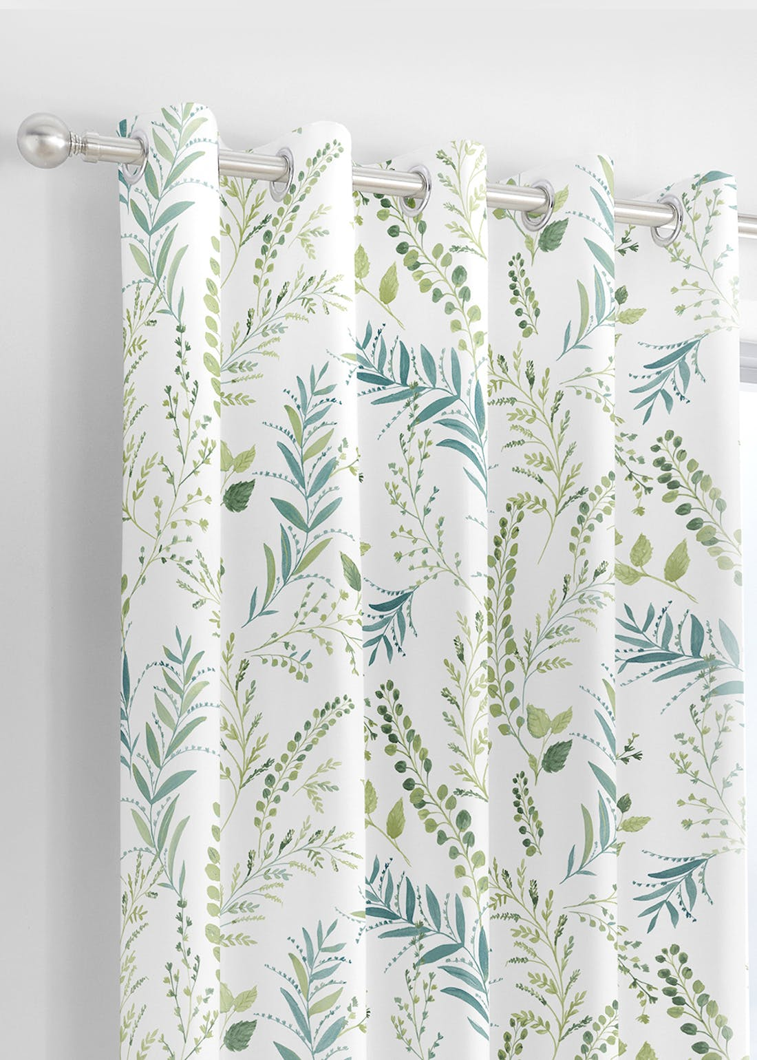 Fusion Fernworthy Eyelet Curtains