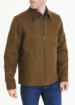 Lincoln Stone Harrington Jacket
