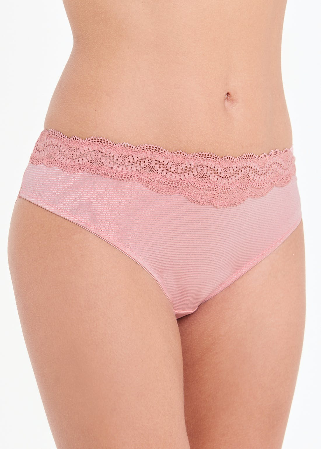 Sparkle Lace Knickers